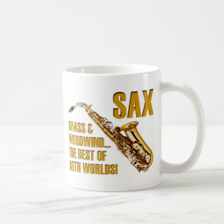 Best of Both Worlds Coffee Mug