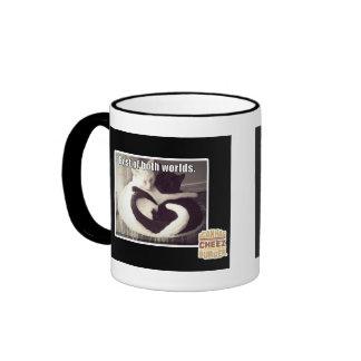 Best of both worlds. ringer mug