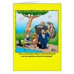 Best of Breed Funny Birthday Card