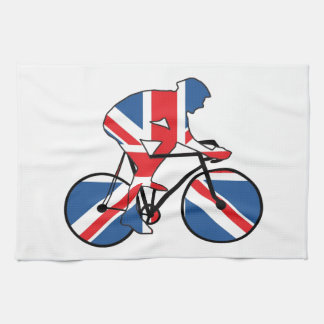 Best of British, Cycling, Union Jack Hand Towels