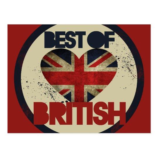 Best of British Postcard