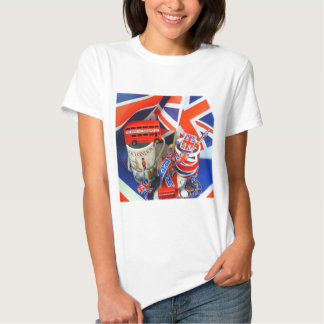Best of British Souvenirs T Shirt
