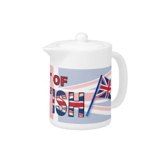 Best of British Tea Pot