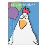 BEST OF CLUCK Birthday by Boynton Greeting Card