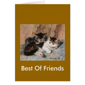 Best of Friends Card