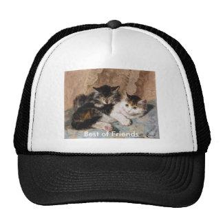 Best of Friends Hats