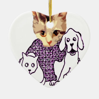 Best of Friends Christmas Tree Ornament