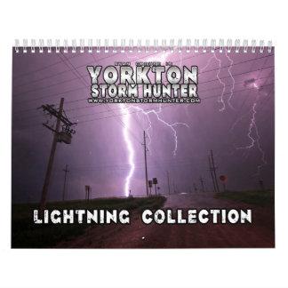 Best of Lightning Calendar