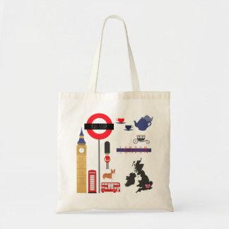 Best of London Tote Bag