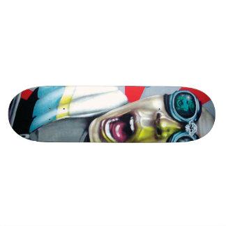 Best of Rahmaan Statik Skateboard Deck