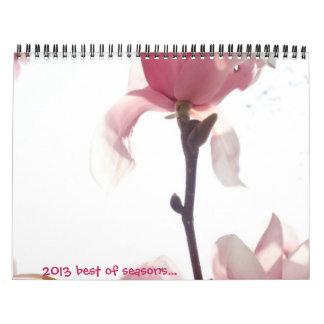 "Best Of ""Seasons""   by Karen Of Hanrahan Imagery Calendar"