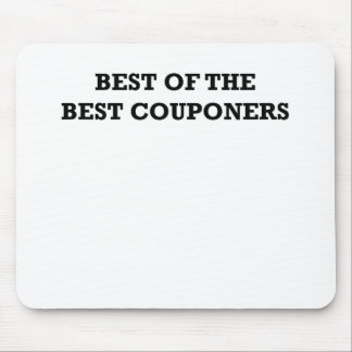BEST OF THE BEAST COUPONERS.png Mouse Pad