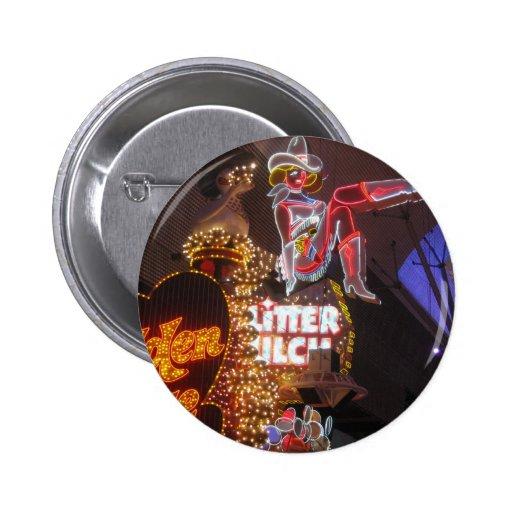 Best of Vegas 2 Inch Round Button