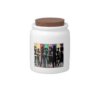 Best of Vocaloid Candy Jar