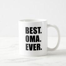 Best Oma Ever Mug