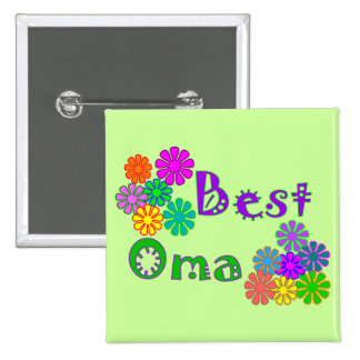 Best Oma  Mother's Day Gifts Pins