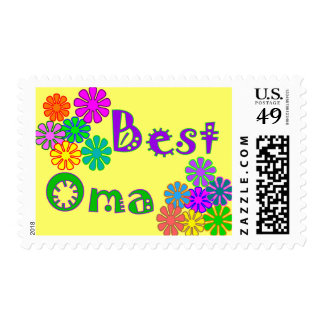 Best Oma  Mother's Day Gifts Postage