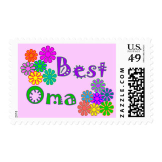Best Oma  Mother's Day Gifts Postage Stamp