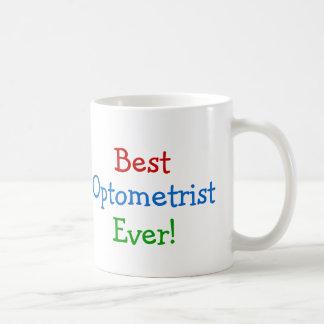 Best Optometrist ever Classic White Coffee Mug
