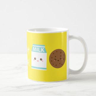 Best Pals, Cute Milk and Cookies Coffee Mug
