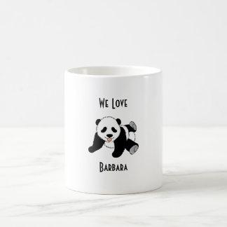 Best Panda Bear Gift perfect for crazy panda lover Coffee Mug