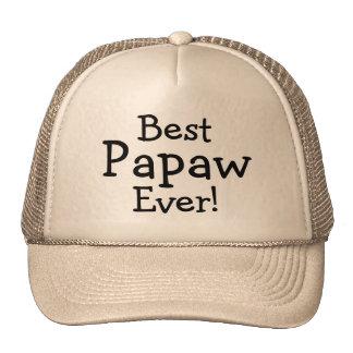 """""""Best Papaw Ever!"""" Trucker Hat"""