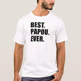 Best Papou Ever T-Shirt