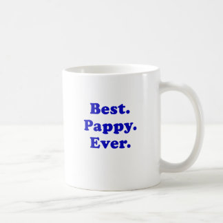 Best Pappy Ever Classic White Coffee Mug