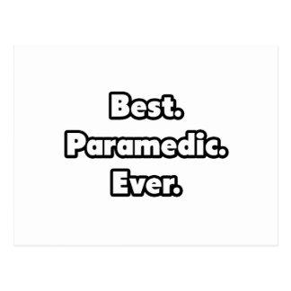 Best Paramedic Ever Postcard