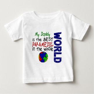 Best Paramedic In World 2 (Daddy) Baby T-Shirt