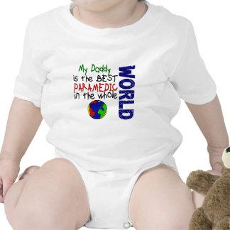 Best Paramedic In World 2 (Daddy) Tee Shirt