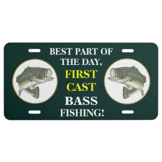 Alabama license plates zazzle for Day fishing license