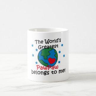 Best PawPaw Belongs to me Coffee Mug