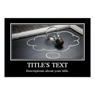 Best Personalize Photo & Text Poster