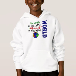 Best Pharmacist In World 2 (Daddy) Hoodie