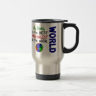 Best Pharmacist In World 2 (Daddy) Stainless Steel Travel Mug