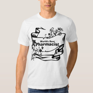 Best Pharmacist T-shirt