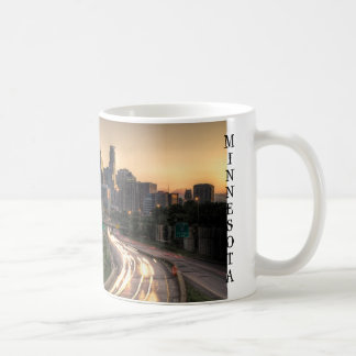 best pic, MINNEAPOLIS, MINNESOTA Classic White Coffee Mug