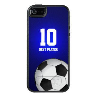 Best Player No Soccer | Football Sports Gift OtterBox iPhone 5/5s/SE Case