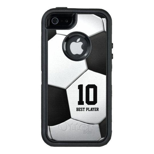 new styles 57541 38472 Best Player Soccer | Football Sports Gift OtterBox iPhone Case