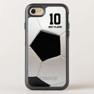 Best Player Soccer | Football Sports Gift OtterBox Symmetry iPhone 8/7 Case