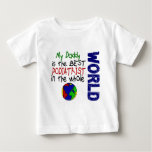 Best Podiatrist In World 2 (Daddy) Infant T-shirt
