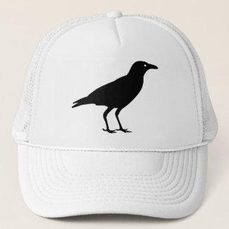 Best Price Black Crow Halloween Trucker Hat