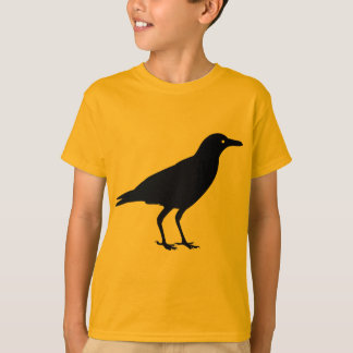 Best Price Black Crow Instant Halloween Costume T-Shirt