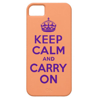 Best Price Keep Calm And Carry On Halloween iPhone SE/5/5s Case