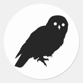 Best Price Owl Lover Classic Round Sticker