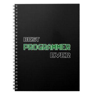 Best Programmer Ever Notebooks