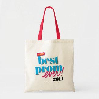Best Prom Ever - Aqua Tote Bag