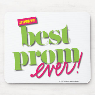 Best Prom Ever - Green Mouse Pad