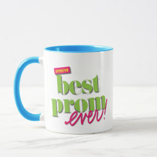 Best Prom Ever - Green Mug